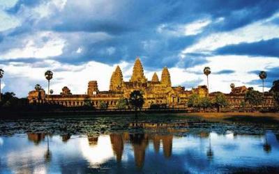 Angkor wat in vaishali Bihar