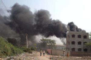 Circuit House Burnt after Killing of Brahmeshwar Singh Mukhiya