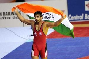 Sushil Kumar London Olympics