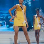 Shilpa Singh at Grand Finale of Miss Universe 2012