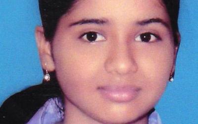 Navruna chakravarty has been missing since September 2012