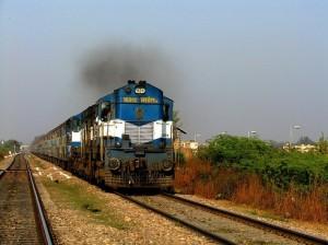 Indian Railways Diesel engine Locomotive