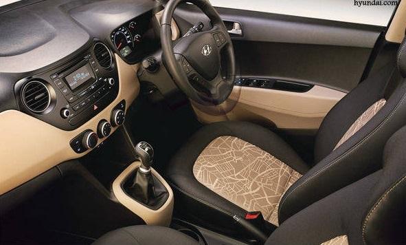 Hyundai Grand i10 Inner View