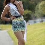 Miss India Srishti Rana posing for Photoshoot