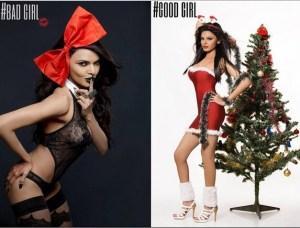 Sherlyn Chopra Good Girl vs Bad Girl