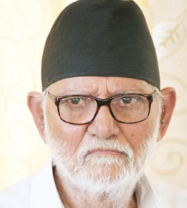 Sushil Koirala is the President and Leader of Nepali Congress