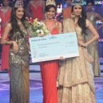 Koyal Rana Crowning Moments with Megan Young and Navneet Kaur Dhillon