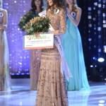Tereza Skoumalova crowned as Miss Czech Republic 2014