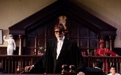 Amitabh Bachchan in a special appearance in Ghoomketu