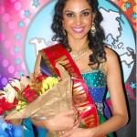 Monica Gill after winning Miss India USA 2013