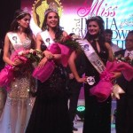Monica Gill after winning Miss India Worldwide Crown