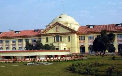 Patna High Court Main Building