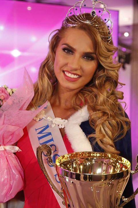 Rosa Maria Ryyti Miss Suomi 2015 Winner