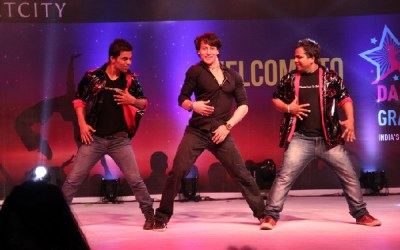 Tiger Shroff at 2nd edition of India Dance Week at Phoenix Marketcity Kurla