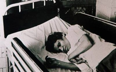 Aruna Shanbaug was Bed Ridden since 1973