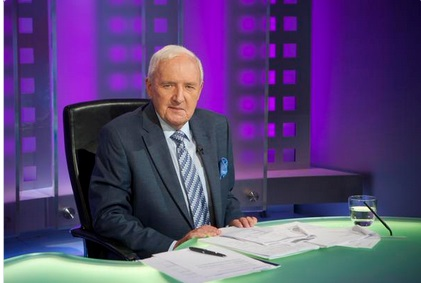 Bill O'Herlihy had the record of presenting 10 FIFA World Cups for RTE