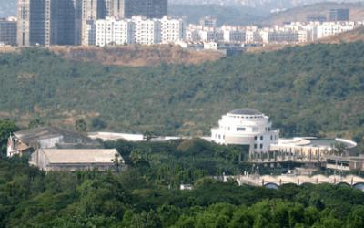 Dadasaheb Phalke Chitranagri Filmcity at Goregaon Mumbai