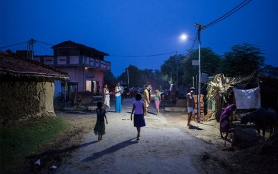 Bihar Village Electricity