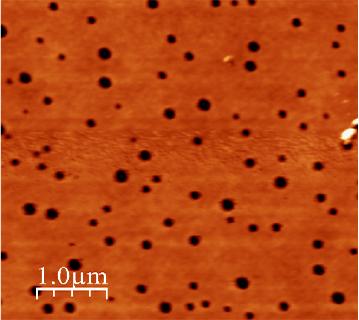 pinholes solar cells