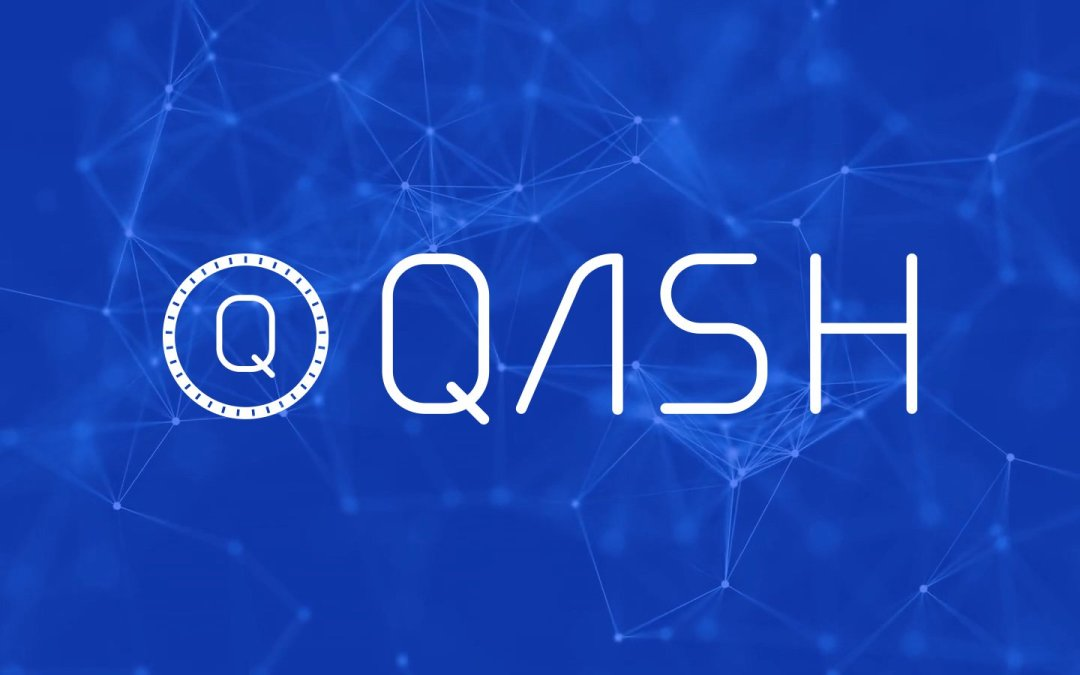 Image result for qash coin
