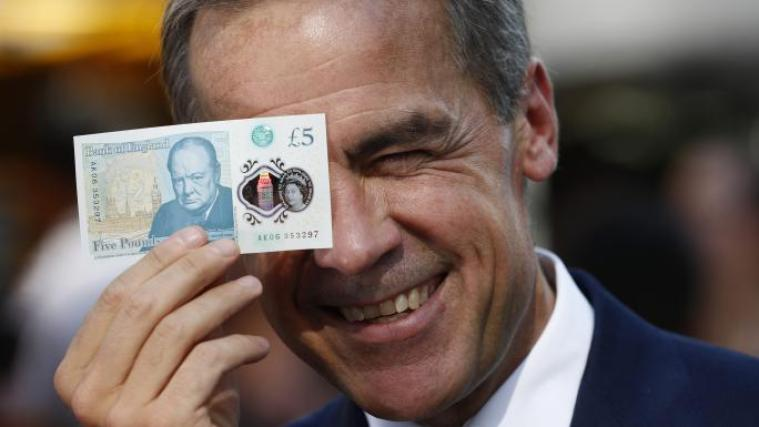 """Bank of England Could Issue """"Bitcoin-style Digital Currency"""" by 2018"""