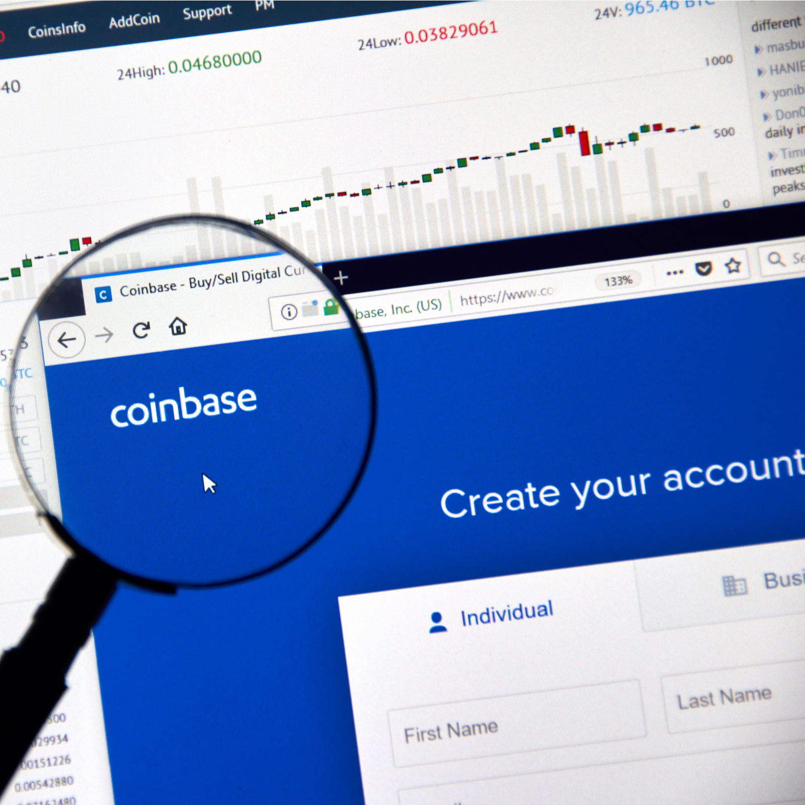 ERC20 Tokens Surge Ahead of New Coinbase Listings – Crypto-Faucets.in
