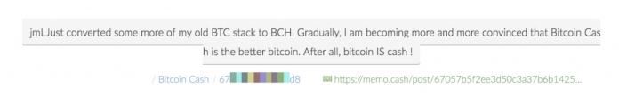 Blockchair Feed Reveals Messages Encoded in the BCH, BTC and ETH Blockchains