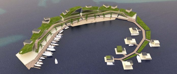 Crypto Floating Island Project Closer to Realization