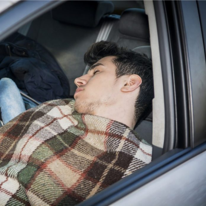 Sleeping in His Car and Working Two Jobs: Man Goes All In on Crypto