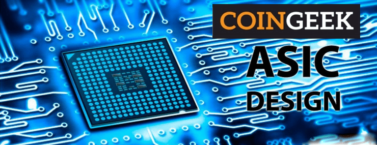 Coingeek Speaks on Consensus Changes and Next-Gen ASIC Chip