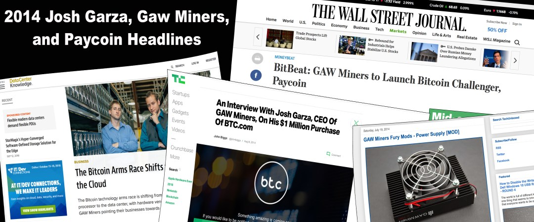 Crypto-Flashbacks: How the Media Pumped the ICO Known as Paycoin