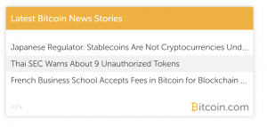 Review: 7 of the Best Cryptocurrency Widgets for Webmasters
