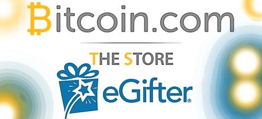 A Bitcoin.com Store agora oferece centenas de cartões de presente com a melhor marca