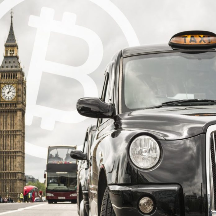 This London Taxi Driver Sells Cryptocurrency to His Passengers