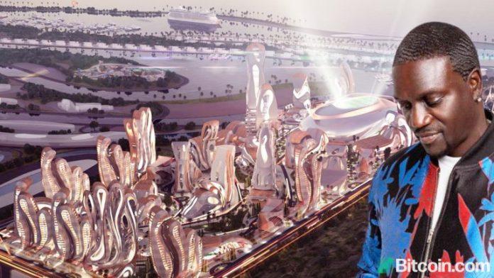 Akon Unveils Major Details of $6 Billion Cryptocurrency City: Real-Life Wakanda