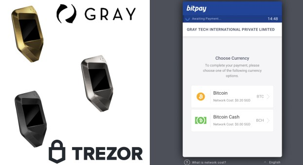 Trezor and Gray Release Corazon Series 'Luxury' Hardware Wallets