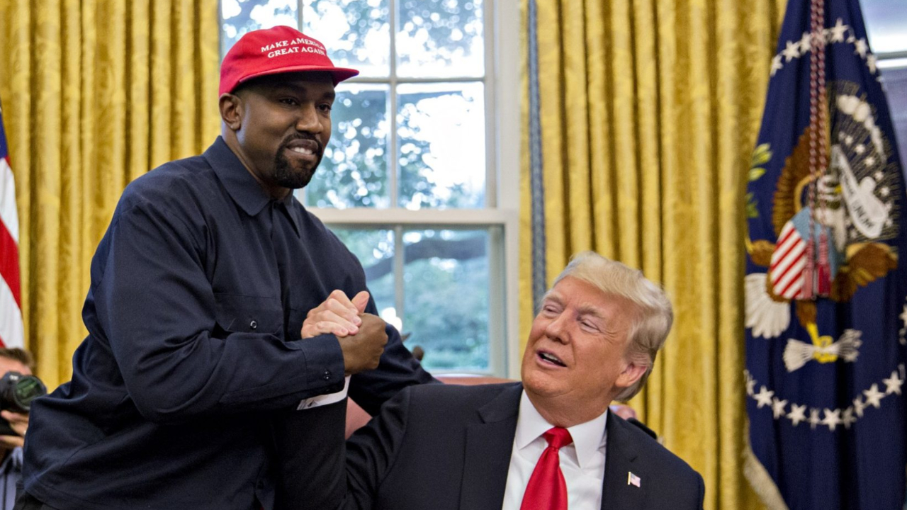Bitcoin-Friendly Kanye West Running for US President 2020, Taking on Donald Trump and Joe Biden