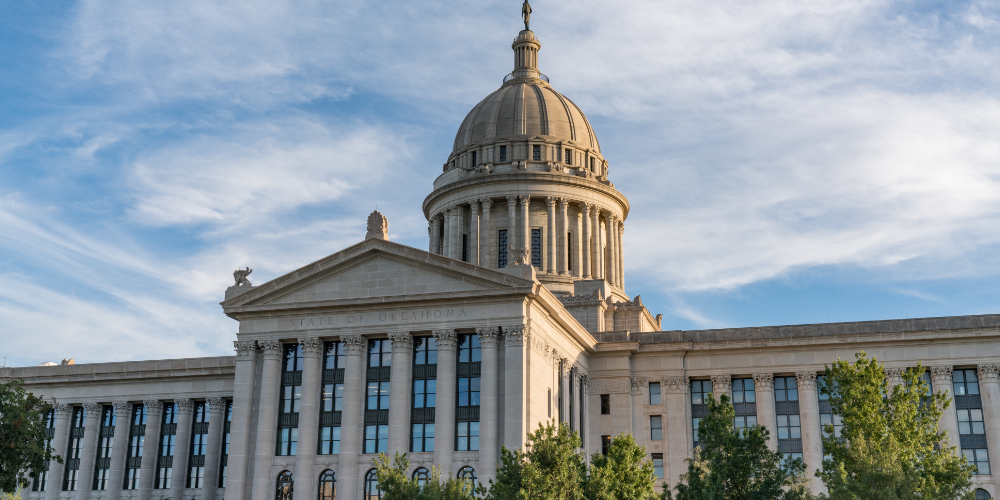 New Bill in Oklahoma Proposes Depository for Cryptocurrencies Used by Government