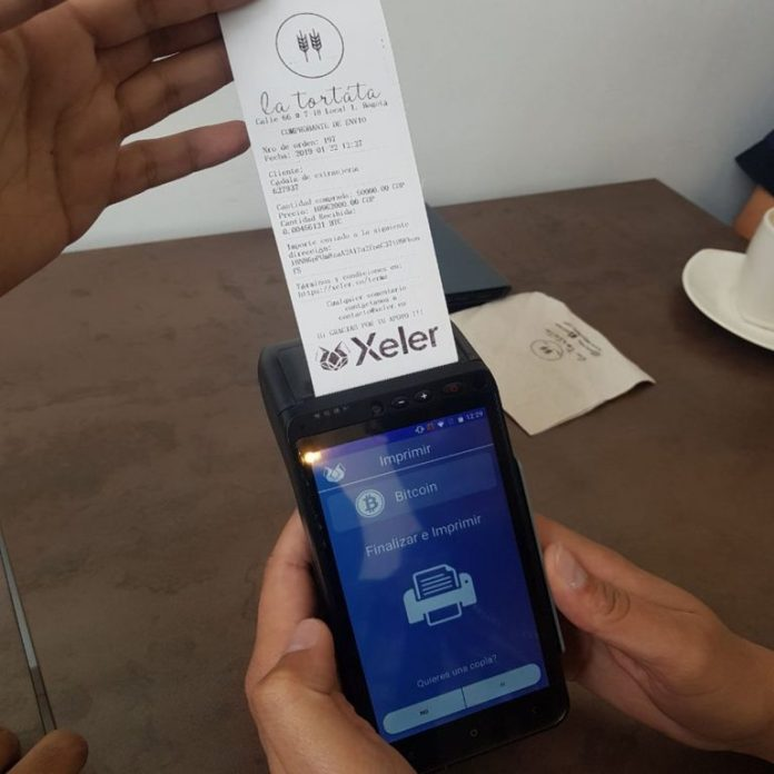 Panda Exchange Deploys a Hybrid Point-of-Sale and Crypto ATM Device in Bogota