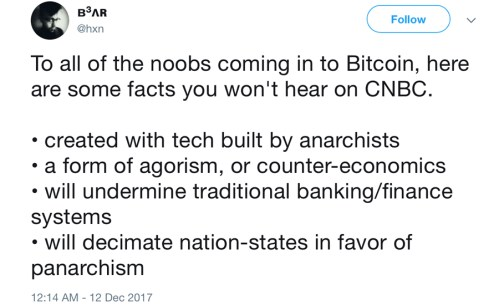 Bitcoin and the Agora: Every Transaction Outside the Nexus of State Control Is a Victory