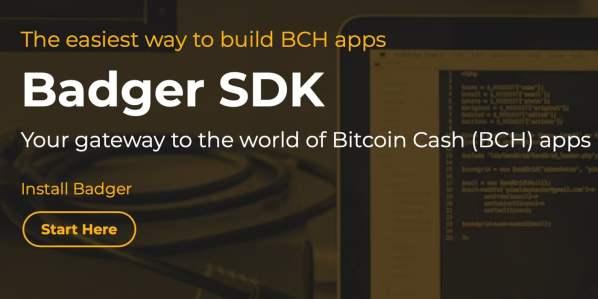 Bitcoin.comのSLPとBadger SDKでBCHワークフローを強化