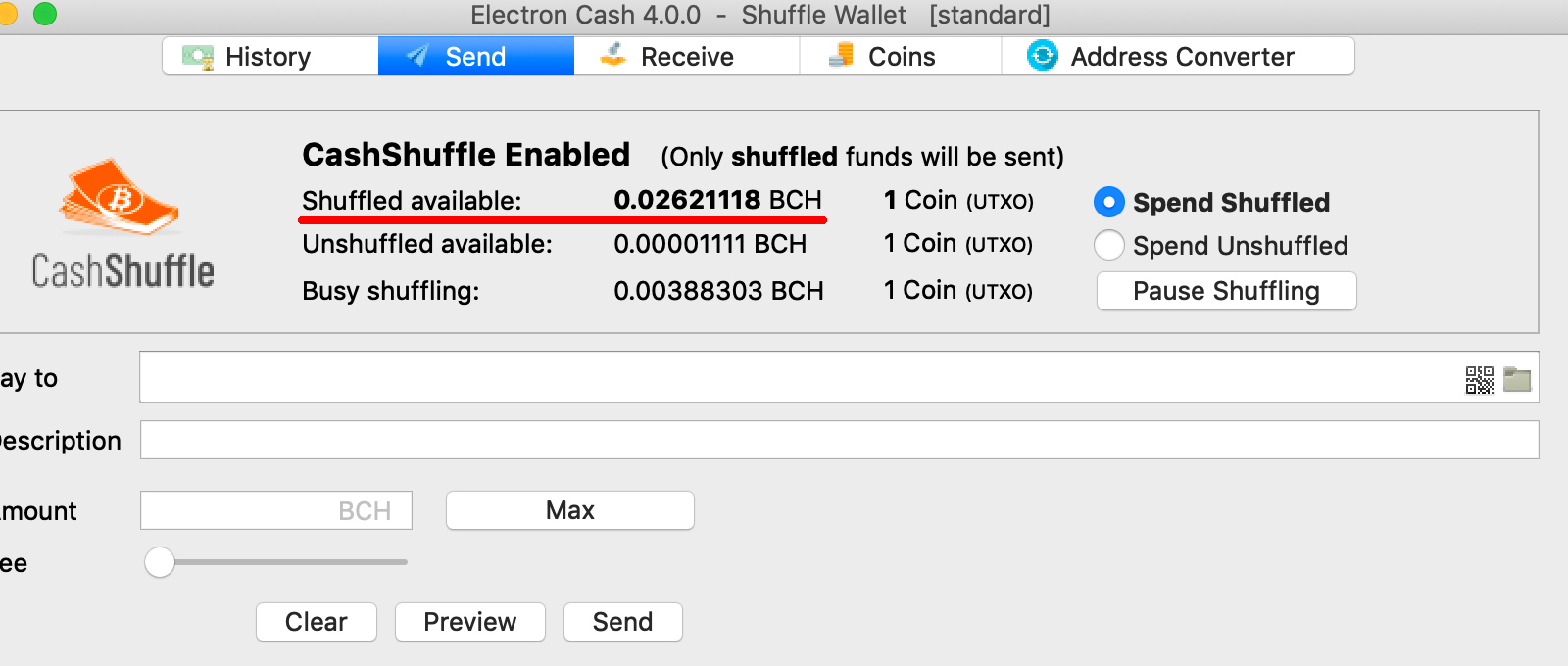 Cashshuffle Launches, Bringing Greater Privacy to the BCH Ecosystem