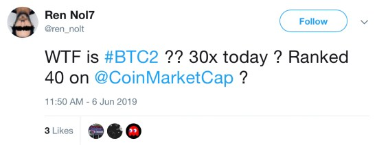 Observers Mock a Fork Called Bitcoin2 That Pumped and Dumped on Two Exchanges