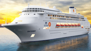 Crypto Cruise Ship 'Satoshi' to Make Panama Bay Home