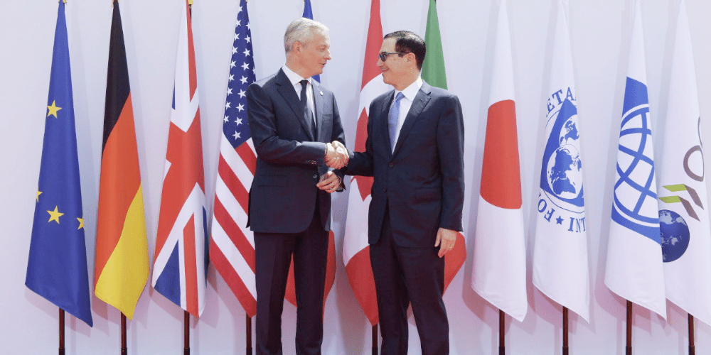 G7 Agrees on Crypto Action Plan Spurred by Facebook's Libra