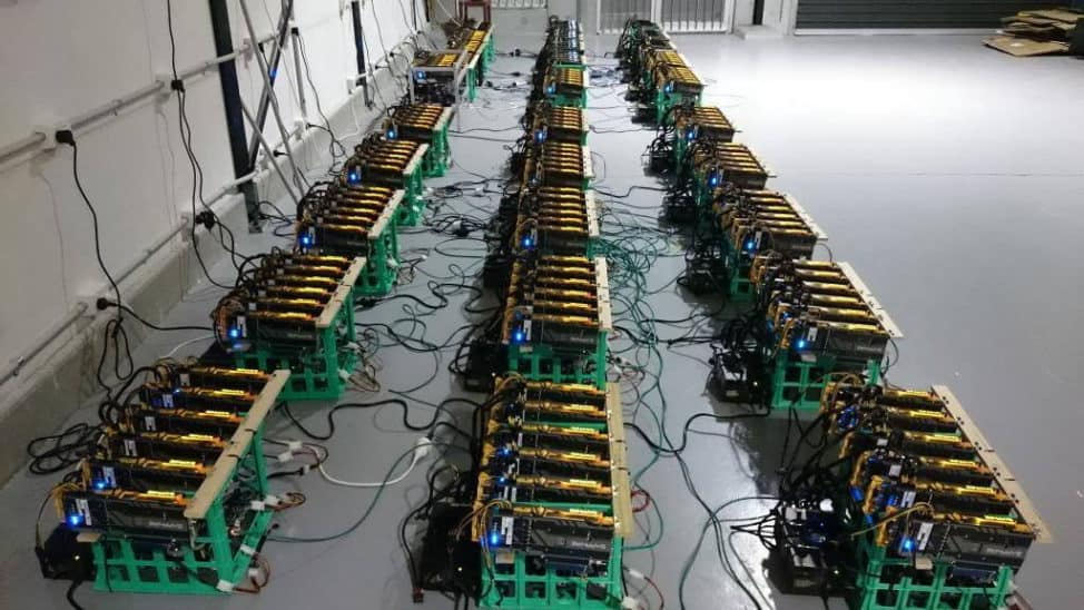 Bitcoin Mining Industry's Exponential Growth Just Won't Stop
