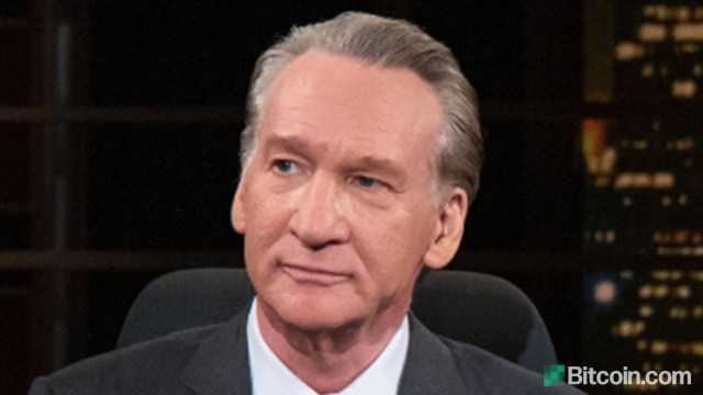 Bill Maher Mocks Bitcoin, Citing Warren Buffett, Bill Gates, Nassim Taleb