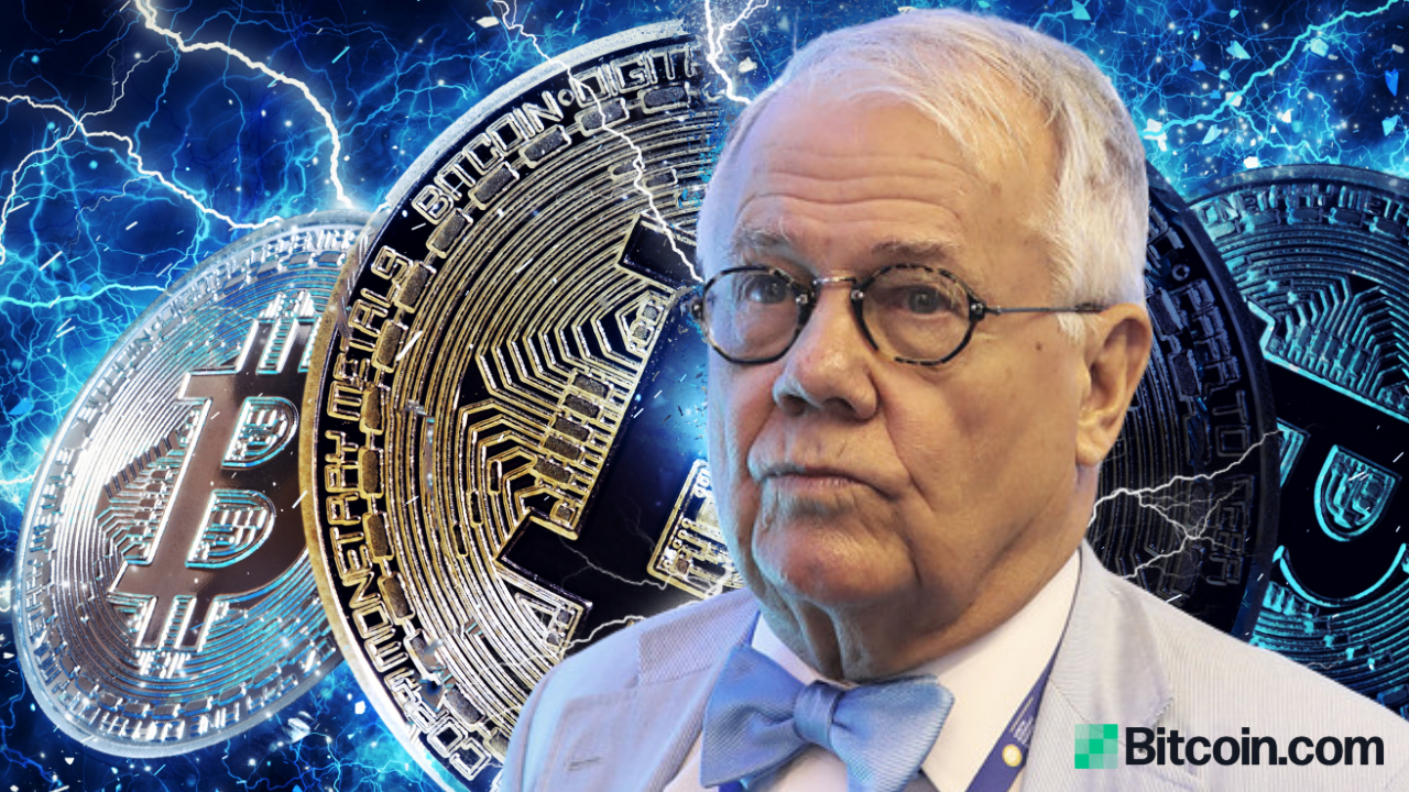Quantum Fund Cofounder Jim Rogers Insists Governments Could Ban Cryptocurrencies to Maintain Monopoly