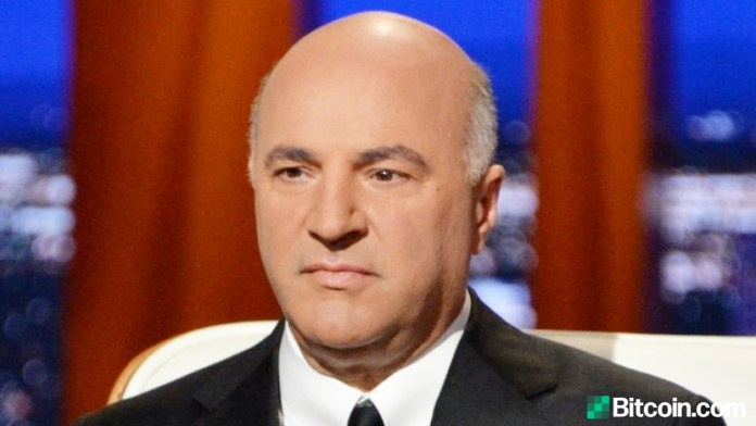 Shark Tank's Kevin O'Leary Says 'Bitcoin Will Always Be the Gold,' Citing Interest From 'All Kinds of Institutions'