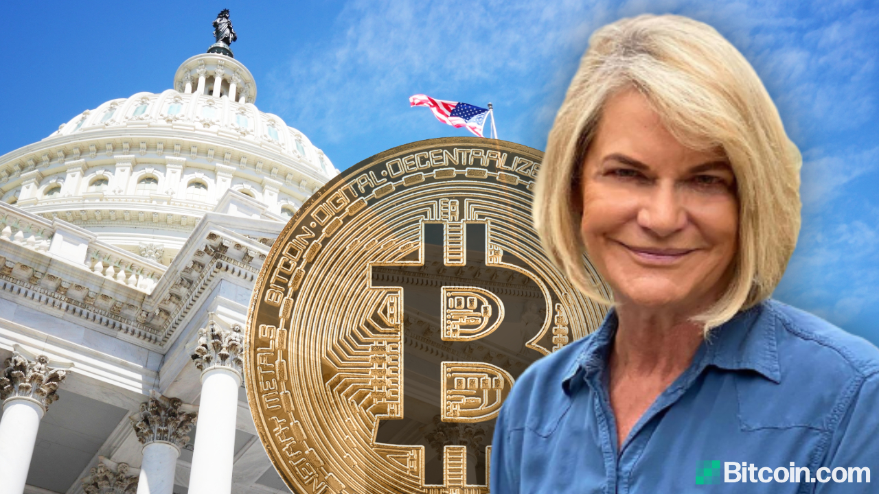 US Senator Cynthia Lummis to Ensure Congress Understands Bitcoin Is a 'Great Store of Value'